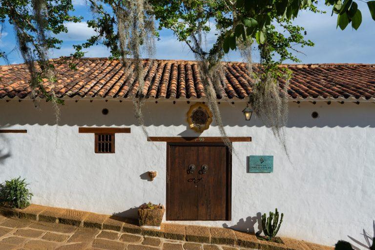 Casa del Presidente, Barichara, Colombia